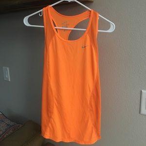 Nike Dri fit Running tank Medium
